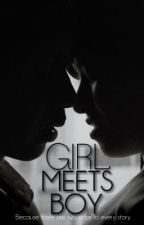 Girl Meets Boy- Wattpad Contest by SimplySteph