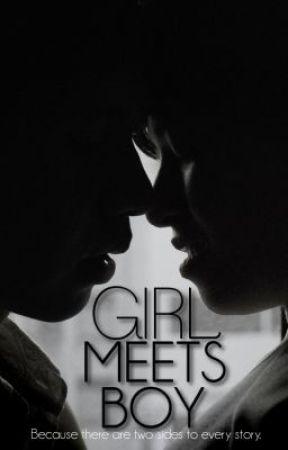 Girl Meets Boy- Wattpad Contest by SimplySteph