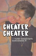 cheater cheater | hbr [ ✓ ] by bookrowlands