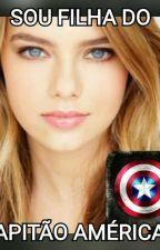Sou filha do Capitão América!? by Tephy_Souza