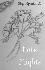 Late Nights (Art book) by Kontradiction