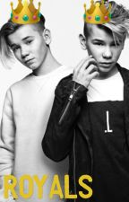 Royals: Marcus and Martinus by solkrem_is_life