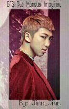BTS Rap Monster Imagines by Jinn_Jinn