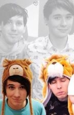 Phan Short Stories (Phanfiction) by dildoll