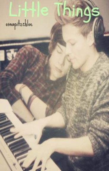 Little Things-A One Direction/Larry Stylinson Fanfic