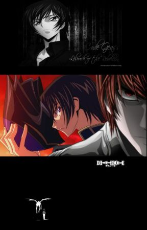 Death Note and Code Geass: An Analytical Compare and Contrast by MatthewMayes1