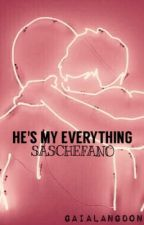 •he's my everything• //Saschefano by GaiaLangdon