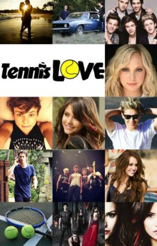 Tennis Love by georgedeeksaus