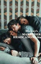 Marauders Headcanons (ita)  by _MoonyChocolate