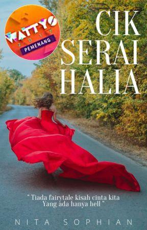 Cik Serai Halia by nitawrites