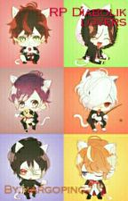 RP diabolik lovers by margoping