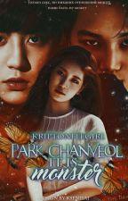 ⓚ Пак Чанель - монстр | Park Chanyeol it is monster  by KriptoniteGirl