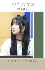 Ketua Dan Wakil; Mingyu, Eunha by fairydarlyn