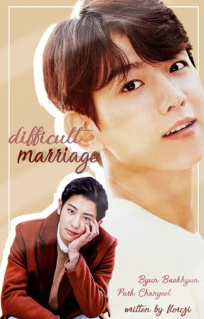 difficult marriage #chanbaek by florczi