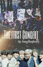 The first Concert (BTS FF) by bangtanfndm
