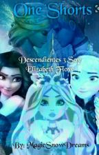 One Shorts: Descendientes 3 Soy Elizabeth Flow by MagicSnowDreams
