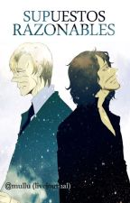 Supuestos razonables | HP | Wolfstar | by wolfstar_fanfics