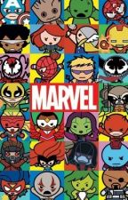 Marvel Shots by Holabda