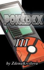 Pokédex III by ZdenaKrcilova