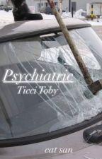 Psychiatric 「Ticci Toby」•Libro 4 猫• by Cat-San_