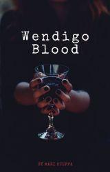 Wendigo Blood by KatedelMonte