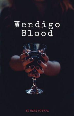 Wendigo Blood by RosalinaMendelez