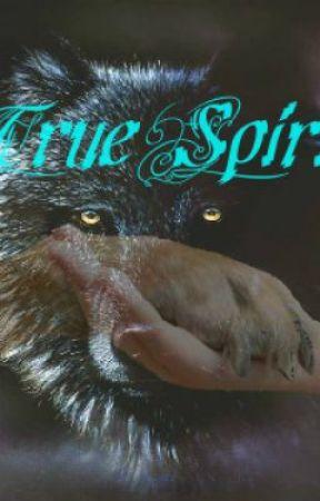 True Spirit by secretly__angelic