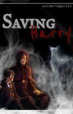 Saving Harry  by ezrabridger123
