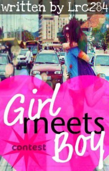 """Girl Meets Boy"" Contest Entry"