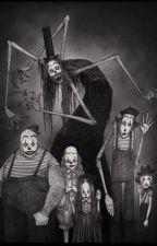 Historias cortas de terror by Strangelove37