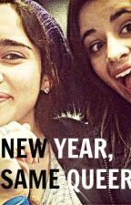 New Year, Same Queer (Camren One-Shot) by carcass_with_a_heart