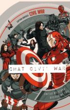 Chat Civil War  (terminada) by winterwitchfanfics