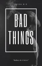 Bad Things - Camila Cabello by luinag_