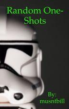 Random One-Shots [Star Wars] by musntbill