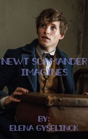 Newt Scamander imagines by imagines_and_stuff
