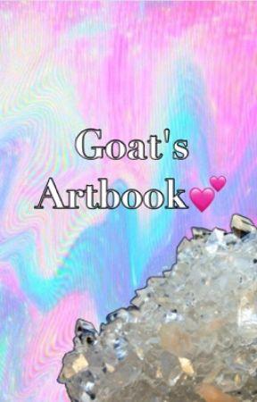 Goat's Artbook by Goatseverywhere