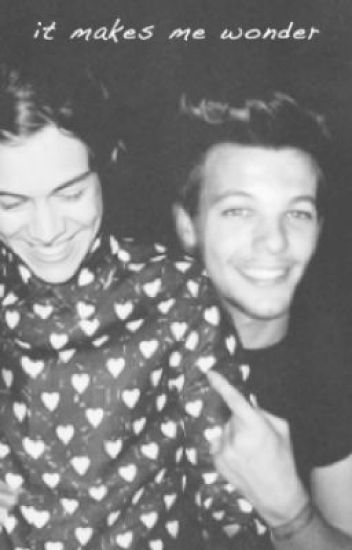 it makes me wonder ~ larry stylinson [book 1]