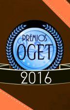 PremiosOGET 2016 /1er edicion by PremiosOGET