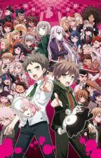 Danganronpa: OC's and Characters React! by Ammara4897