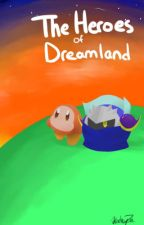 Heroes of Dreamland Movie Art Book by HoD_Movie