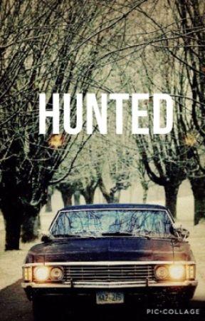 Hunted ☓ [Supernatural] by munchkinxcait