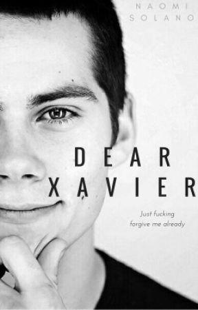 Dear Xavier by naoycaro