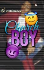 The Church Boy by winterbabey