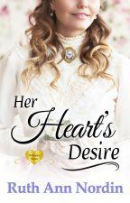 Her Heart's Desire (Nebraska Series: Book 1) by ruthannnordin