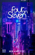 Four on Seven; portadas [cerrada hasta algún día] by RagamuffinFools