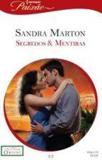 2 NOIVAS Orsini SEGREDOS & MENTIRAS  Sandra Marton by Leidy_MS