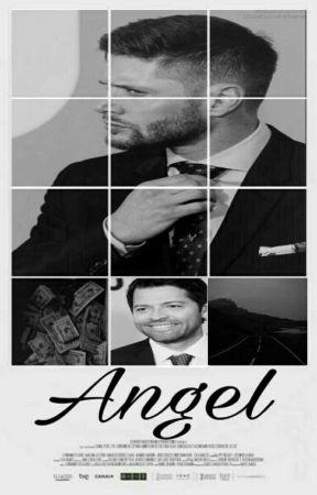 Angel - Destiel  by huntermr11