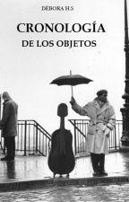 Cronología de los objetos by CiruelaAcida