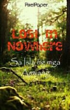Lost In Nowhere Book I (Sa Isla Ng Mga Aswang) [Completed] by EiDiJi