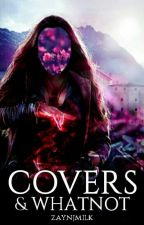covers & whatnot by bunnygonewilde